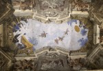 Scalgio Painted Ceiling Fresco